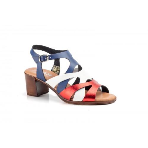 Women's Sandals Tricolor