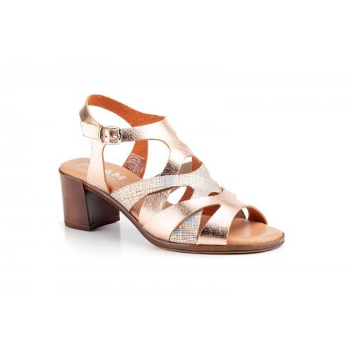 Women's Sandals Platinum Skin