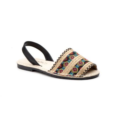 Sandalias Menorquinas Mujer Azteca